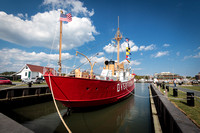 Tour of the Overfalls Lightship