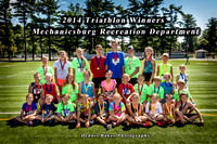 MASD Rec Dept Triathlon- - July, 2014